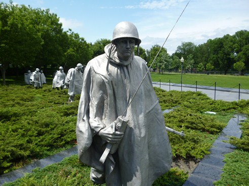 Korean War Veterans Memorial (Copier)