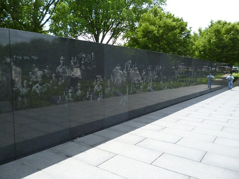 Vietnam Veterans Memorial  (Copier)