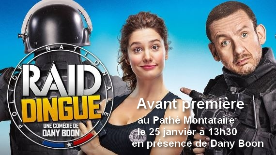 Dany Boon à Montataire